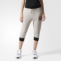 Бриджи спортивные женские adidas Trefoil (АРТИКУЛ:AJ7657)