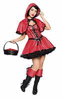 Сексуальный костюм красной шапочки