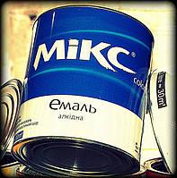Серебристая краска алкидная  Пф 115 Микс 2,5 кг.