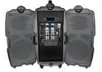 Портативная акустическая PA-система с микрофоном VHF NGS PPS2120-V2BT 2*120W