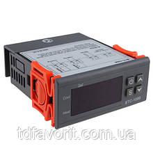 Терморегулятор электронный (термостат) STC-1000