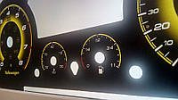 Шкалы приборов VW Touareg, фото 1
