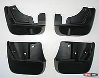 Subaru Forester SH брызговики колесных арок передние и задние полиуретановые