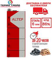 Промышленный котел ALtep (Альтеп) KT 2EN 120 кВт