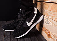 Nike Internationalist Mid черные