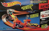 Трек Hot Wheel для двух машинок 110*78*8,5