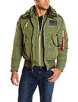 Куртка Alpha Industries B-15 Air Frame Sage