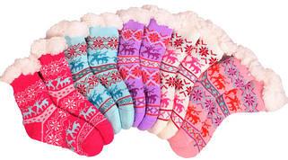 Носки тапочки детские EMI ROSS (Женские)