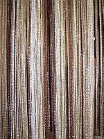 Шторы-нити,люрекс радуга 3мх3м