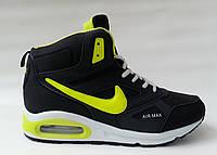 "Кроссовки на меху""Nike"""