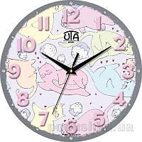 Настенные часы в детскую Юта MiNi M15
