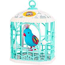 Интерактивная игрушка «Little Live Pets» (28240) птичка в клетке Радужный Рикки
