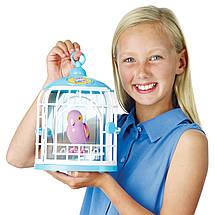 Интерактивная игрушка «Little Live Pets» (28024) птичка в клетке красотка Белла (Beauty Bella), фото 3
