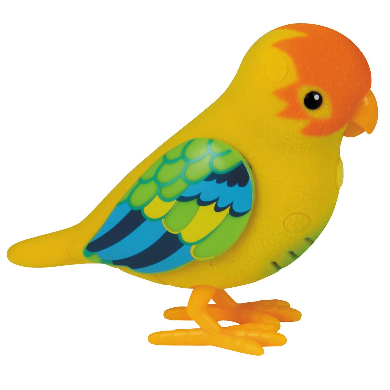 Интерактивная игрушка «Little Live Pets» (28019) птичка нахальный Чарли (Cheeky Charlie)