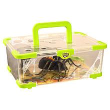 Интерактивная игрушка «Wild Pets» (29002) логово паука и его житель