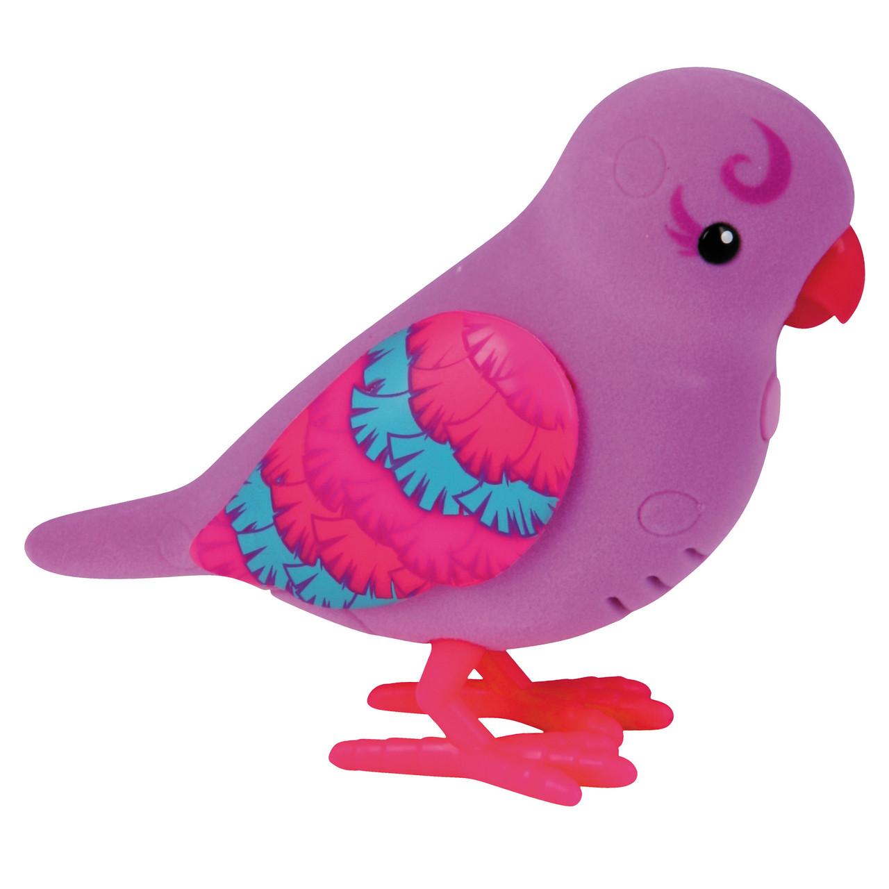 Интерактивная игрушка «Little Live Pets» (28017) птичка деликатная Ди (Delicate Dee)