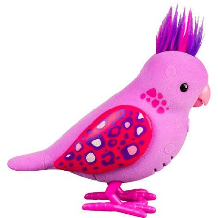 Интерактивная игрушка «Little Live Pets» (28236) птичка Веселый Джесси (Jungle Jessie), фото 2