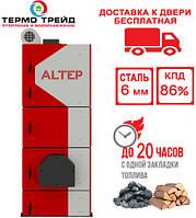 Котел длительного горения ALtep (Альтеп) KT-2E-U 62 кВт