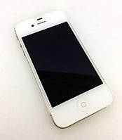 Apple iPhone 4S 8GB White, Б/У Neverlock