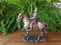 Коллекционная статуэтка Veronese Воин на коне 71116A4