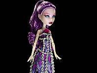 Кукла Monster High Спектра Вондергейст (Spectra) из серии Haunted Getting Ghostly Монстр Хай  Mattel