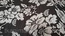Браслон квіти світлі, оббивна тканина для меблів, Туреччина (віт)
