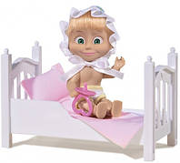 Кукла Маша Спокойной ночи SIMBA 9301821