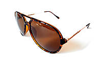 Солнцезащитные очки Cosmo стильные мужские тигровые