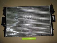 Радиатор охлаждения IVECO DAILY (99-) (производство Nissens) (арт. 61981), AGHZX
