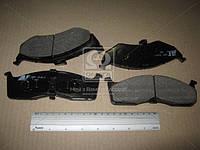 Колодка тормозной CHRYSLER/DODGE передний (Производство ABS) 38591