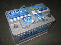 Аккумулятор 70Ah-12v VARTA Start-Stop Plus (278х175х190), R, EN 650 570 901 076