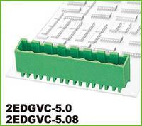 Клеммник 2EDGVC-5.00-12P (KLS2-EDVC-5.00-12P-14) (MSTBVA 2.5/12-G) /Degson/