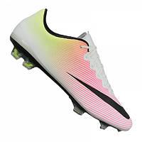 Футбольные бутсы Nike Mercurial Vapor X FG 107.