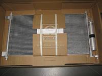 Конденсатор кондиционера NISSAN JUKE/  MICRA/ TIIDA (производство Nissens) (арт. 94621), AGHZX