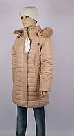 Пальто зимнее на 100% холлофайбере код 12-01  размеры с 8-16 лет размеры 134-162 см