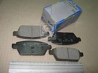 Колодка тормознаяATENZA, MAZDA 6 GG, GY, GH5FS '05- (производство MK Kashiyama), ACHZX
