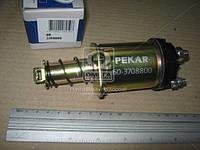 Реле втяг. ГАЗ,УАЗ двигатель 402,406 (производство Пекар) 60-3708800