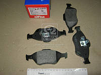 Колодка тормозной FORD/MAZDA FIESTA/FUSION передний (Производство Cifam) 822-316-0