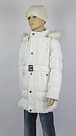 Пальто зимнее на 100% холлофайбере размеры 134-162 см