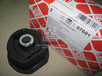Сайлентблок балки MB W201 (-88) задней ось, передний (Производство Febi) 07601