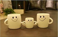 Набор чашек - Семья