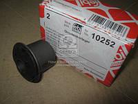 Сайлентблок рычага PEUGEOT 205 передний ось, нижний задний (Производство Febi) 10252