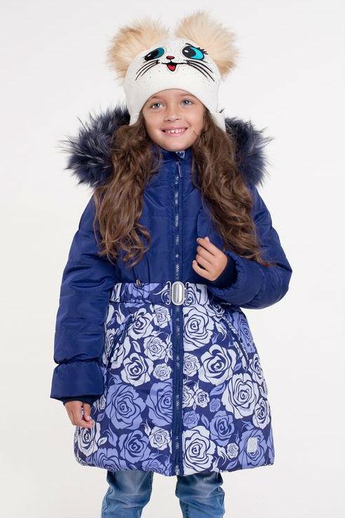 Детские зимние пальто оптом компания sensorik