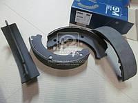 Колодки тормозные барабан. Жигули ВАЗ 2101 - 2107 (Производство Dafmi) DA656