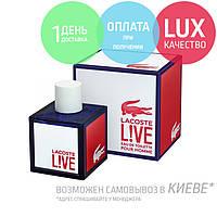 Lacoste Live. Eau De Toilette 100 ml / Туалетная Вода Лакост Лайв 100 мл