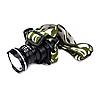 Налобный фонарик Bailong Police MONT-6807