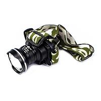 Налобний ліхтарик Bailong Police MONT-6807, фото 1