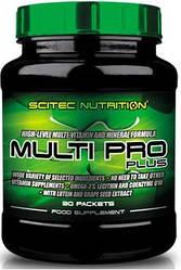Scitec Nutrition Multi Pro (30 пакетов)