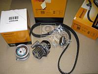 Комплект зубчатого ремня с водяной насосом (Производство ContiTech) CT1028WP3