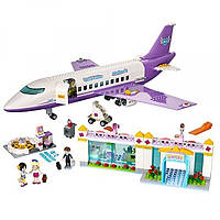 Lego Friends Аэропорт в Хартлейке Heartlake Airport 41109